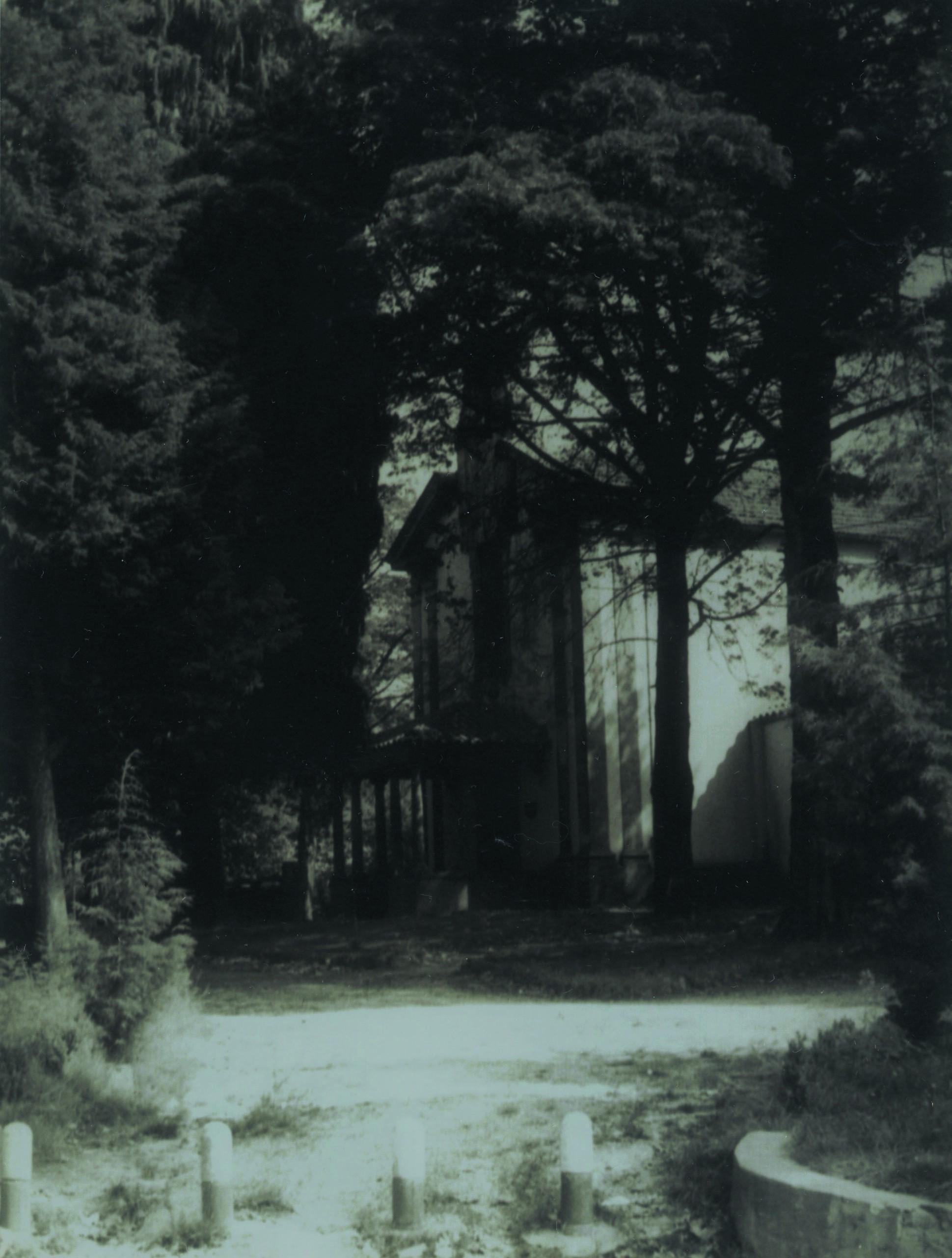 Capela do Sr. da Campa, Santiago de Riba-Ul (Anos 80)