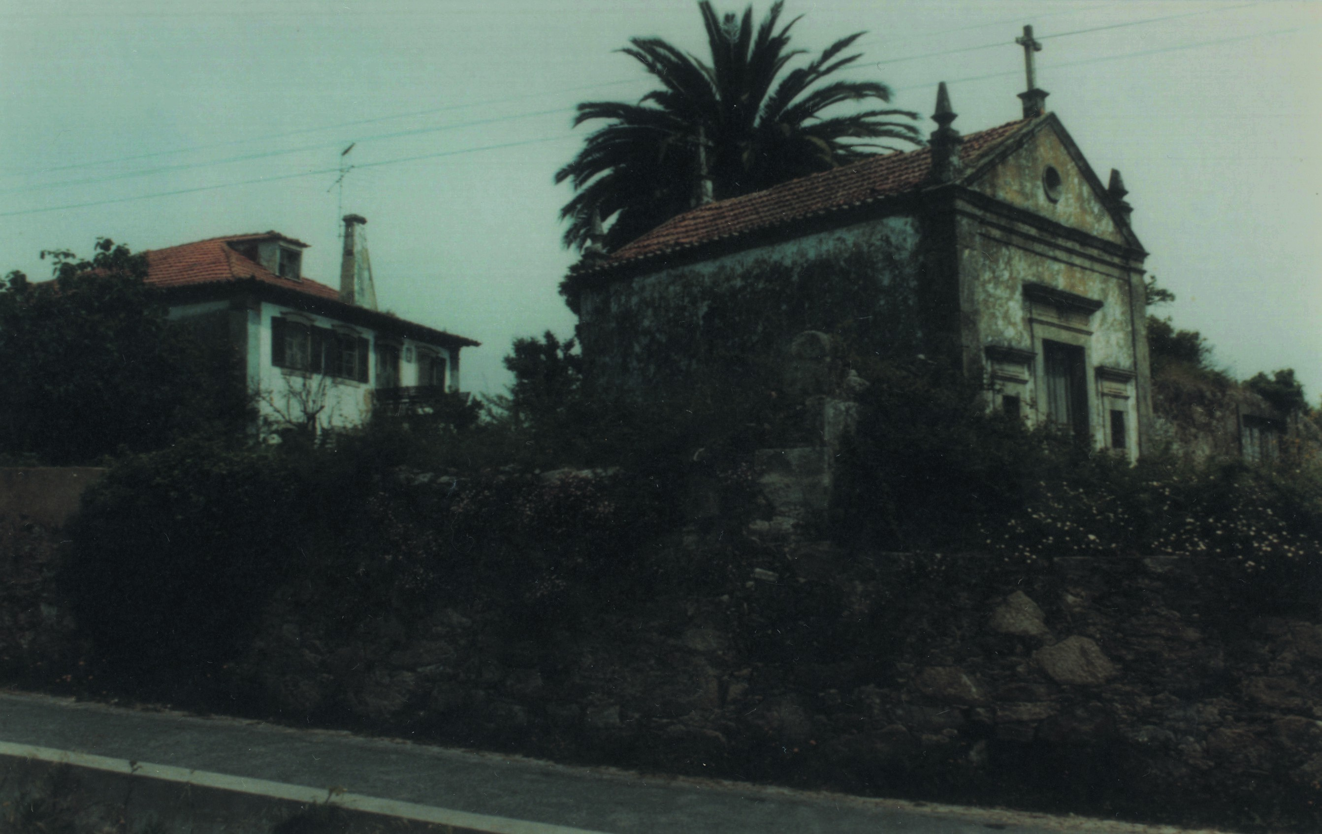 Capela das Guerreiras, Vila Cova, Santiago de Riba-Ul (1984)