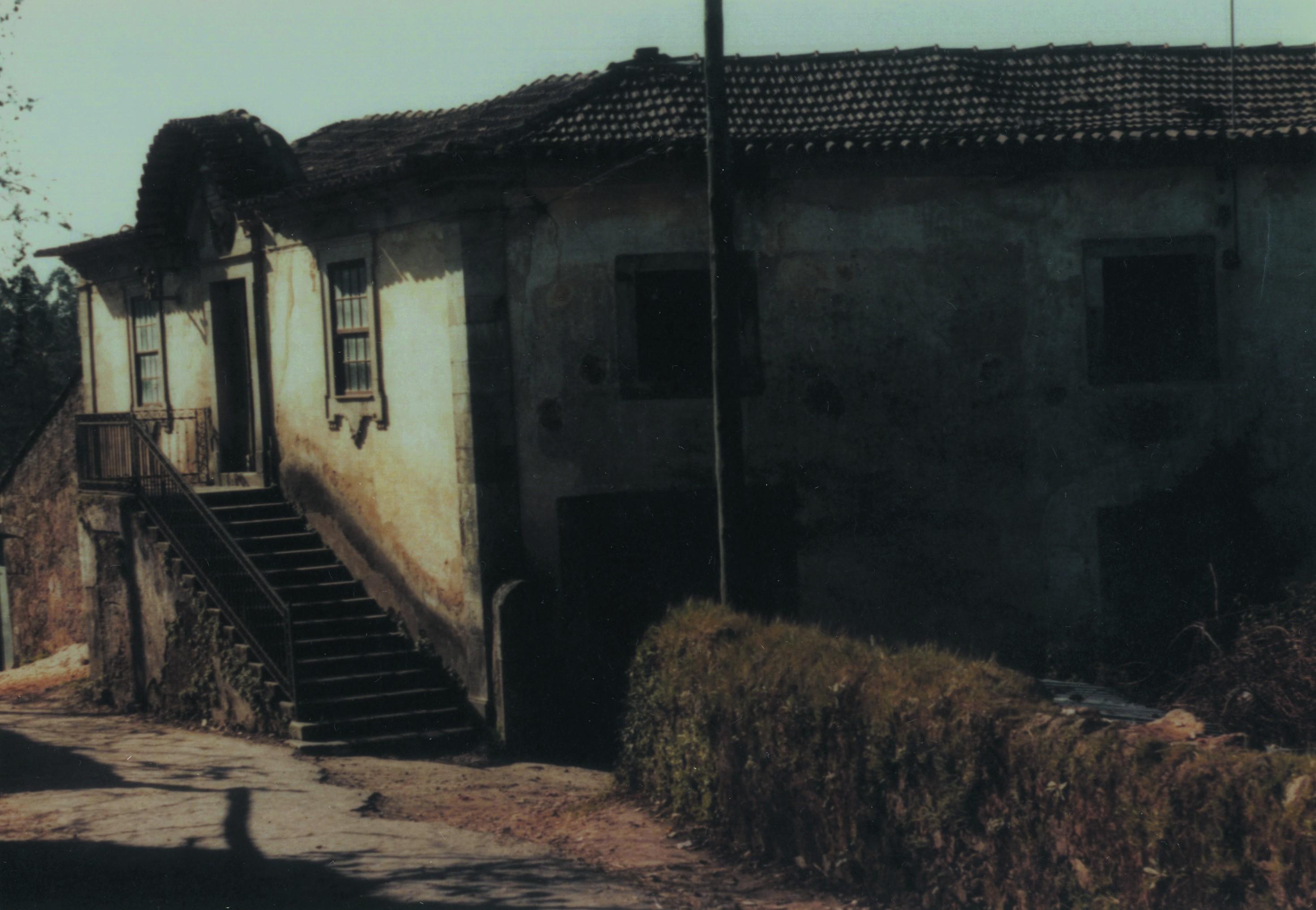 Casa dos Rebelos, Santiago de Riba-Ul (1985)