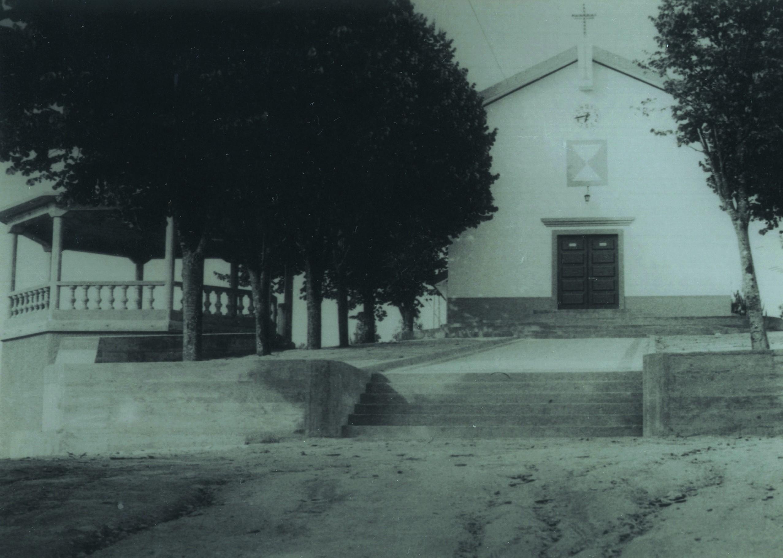 Capela do Espírito Santo, Travanca (Anos 80)