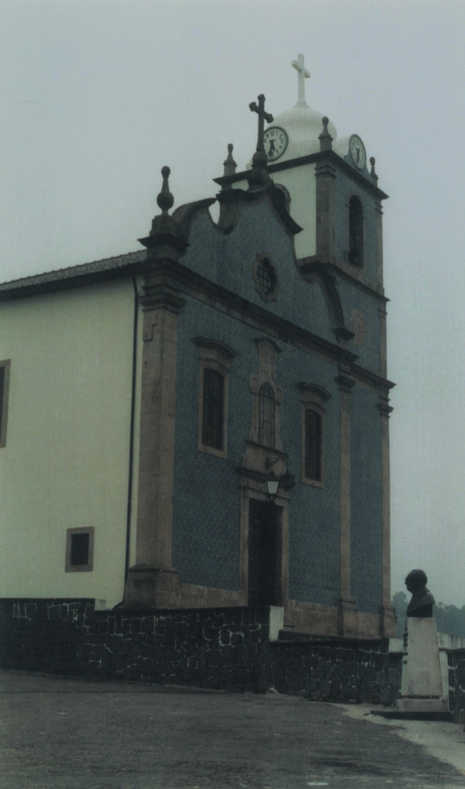 Igreja matriz de Ul (Anos 90)