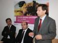 Júlio Meirinhos, vice-presidente da Entidade Regional Turismo do Porto e Norte de Portugal, elogiou a gastronomia oliveirense