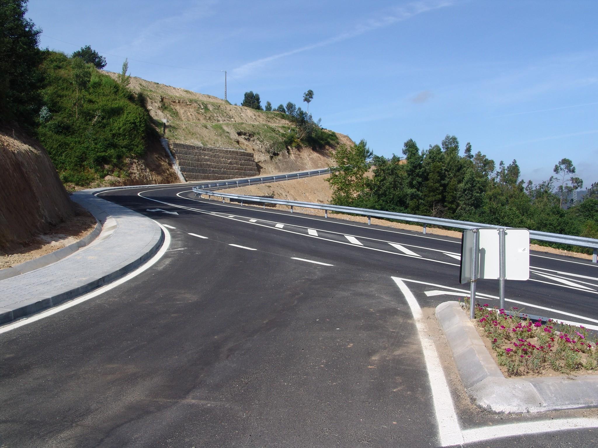 Via circular à cidade de Oliveira de Azeméis