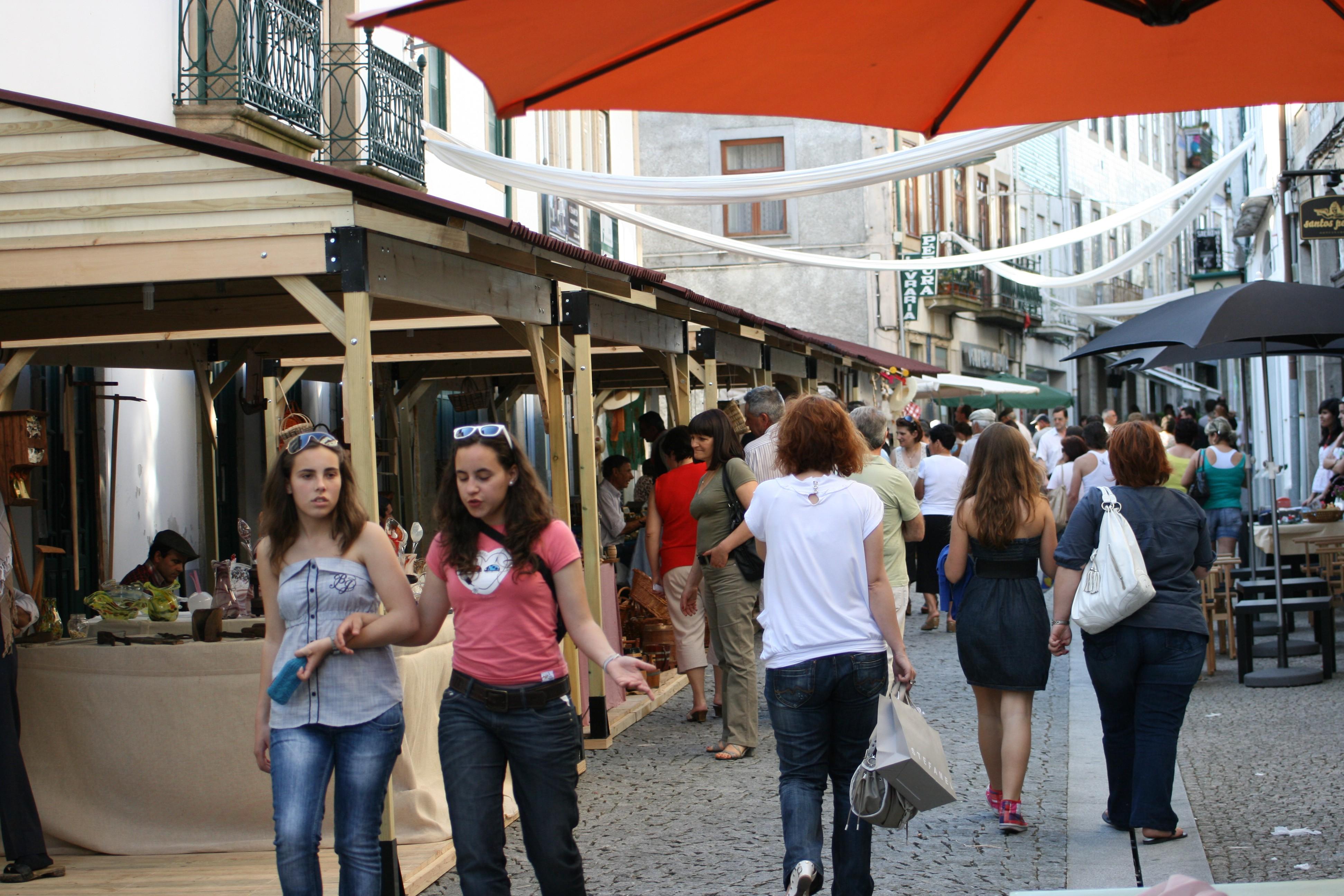 Mercado à Moda Antiga 2010