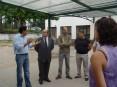 Visita à escola EB1 de Macieira de Sarnes