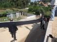 Pavimentação da rua da Descida, na freguesia de Pindelo