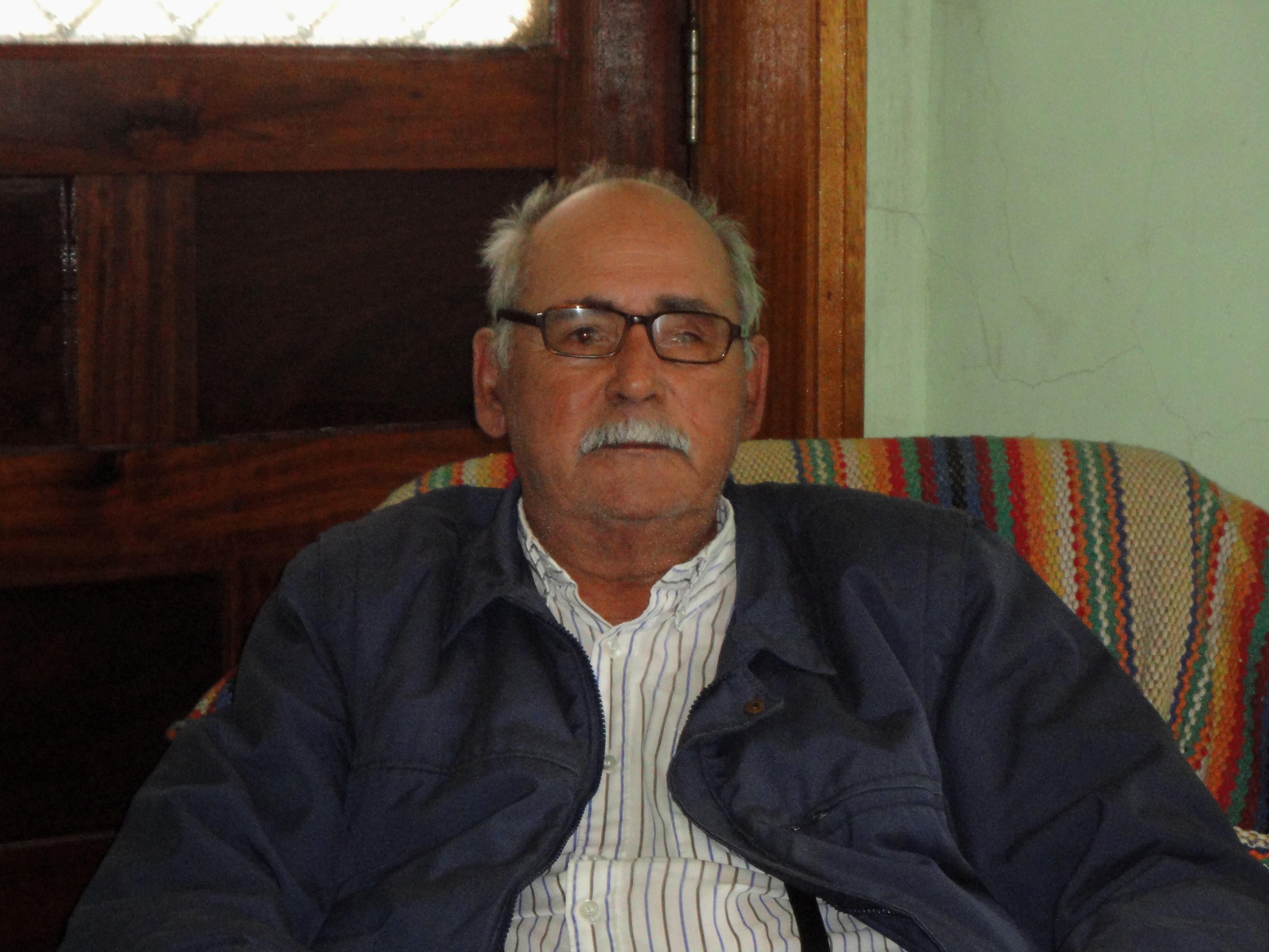 Valdemar Alves da Silva, cantador ao desafio com 50 anos de carreira