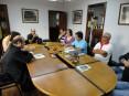 Visita à Sociedade Musical Harmonia Pinheirense