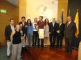A Fundação Montepio distinguiu o projecto da EB 2,3 Bento Carqueja «O empreendedorismo numa escola do século XXI»