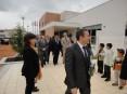 Inauguração teve a presença do secretário de Estado Adjunto da Educação, Alexandre Ventura