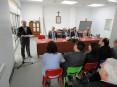 Intervenção do presidente da Junta de Freguesia de Carregosa, Diamantino Melo