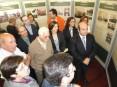 Hermínio Loureiro, presidente da autarquia, visita a exposição «A República para além de Lisboa 1908-1912»