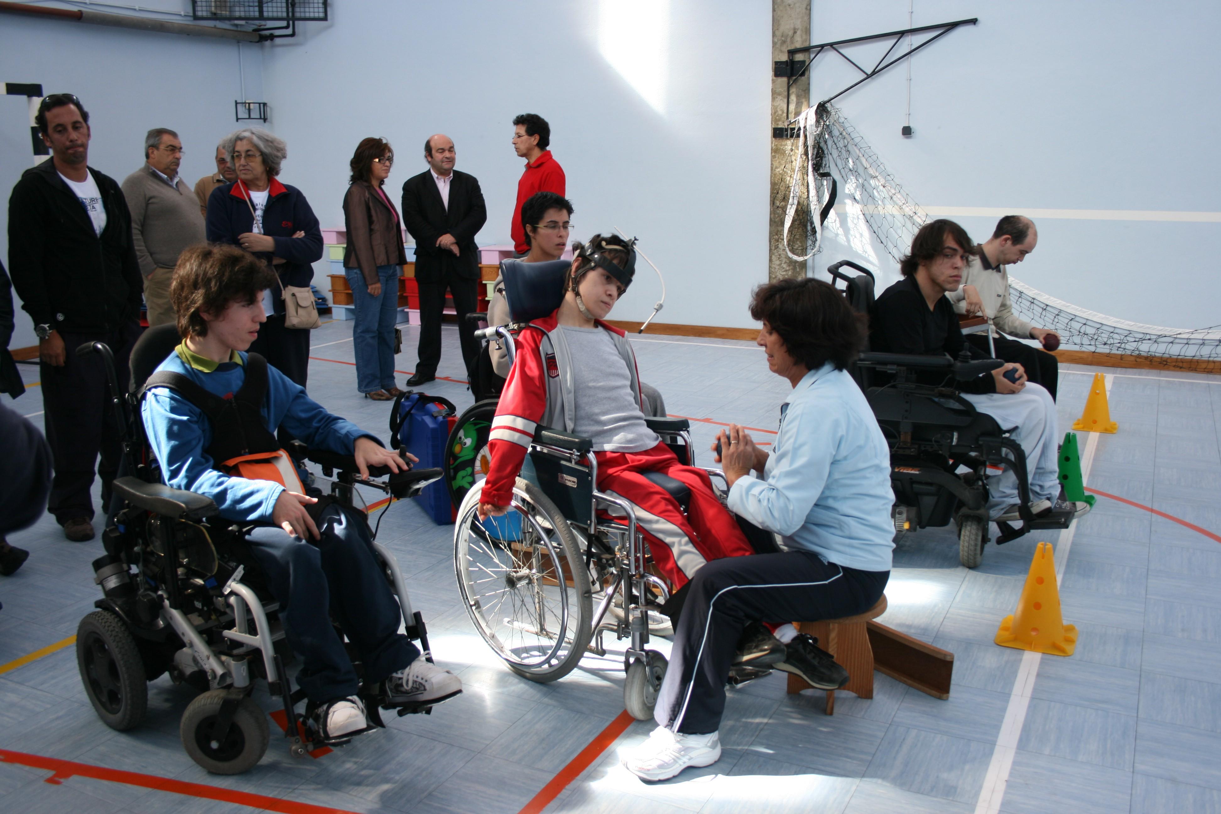 Inauguração teve a presença de dirigentes e responsáveis técnicos de instituições ligadas à modalidade