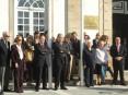 Entidades oficiais presentes nas comemorações do 150º aniversário do nascimento de Bento Carqueja