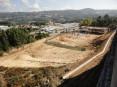 Obras do novo quartel dos bombeiros voluntários de Oliveira de Azeméis avançam a bom ritmo