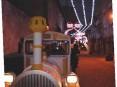 O comboio de Natal vai percorrer as ruas centrais de Oliveira de Azeméis entre os dias quatro de Dezembro e seis de Janeiro de 2011