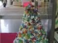 A IV Mostra de Árvores de Natal é um sucesso que se deve repetir este ano