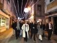 Iluminação de Natal 2010 (rua Bento Carqueja)