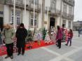 Trabalhos das escolas que integram a IV Mostra de Árvores de Natal