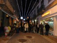 Iluminação de Natal (rua Bento Carqueja)