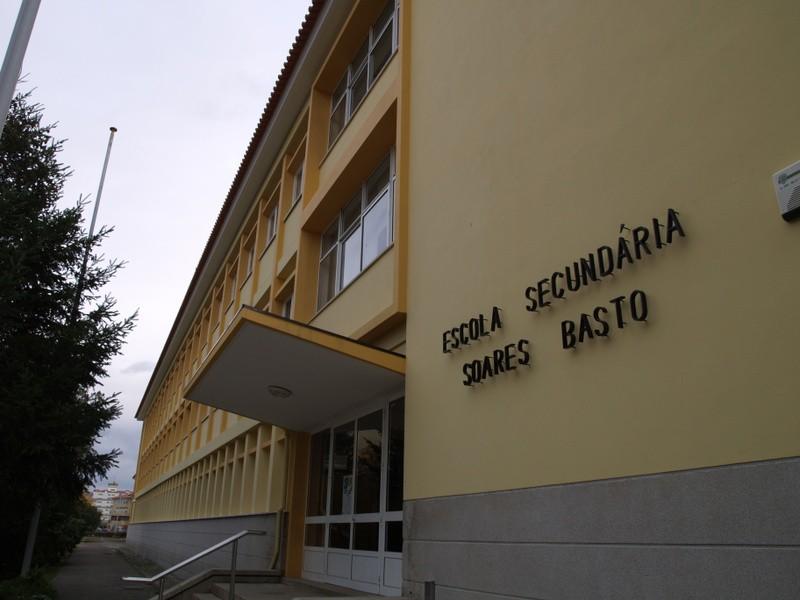 Escola secundária Soares Basto