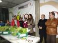Hermínio Loureiro, presidente da Câmara Municipal de Oliveira de Azeméis, e Teresa Pousada, coordenadora da ADRITEM, marcaram presença no lançamento do projecto «PROVE»