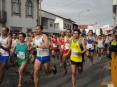 Partida dos atletas do Campeonato Nacional de Estrada 2011