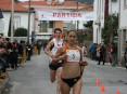 A freguesia de Cesar assistiu à realização do primeiro Campeonato Nacional de Estrada em Atletismo no distrito de Aveiro. Na foto, a atleta Mónica Silva (4ª classificada), da equipa do Maratona Clube Portugal