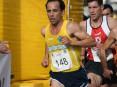 Hermano Ferreira (dorsal 148), campeão nacional de estrada em atletismo 2011