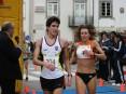 Anália Rosa classificou-se em terceiro lugar na prova feminina individual