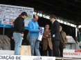 A Associação Villa Cesari homenageou Alírio Oliveira, responsável pela secção de atletismo da colectividade de Cesar