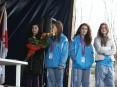 Staff da 12ª Prova de Atletismo de Cesar/Campeonato Nacional de Estrada