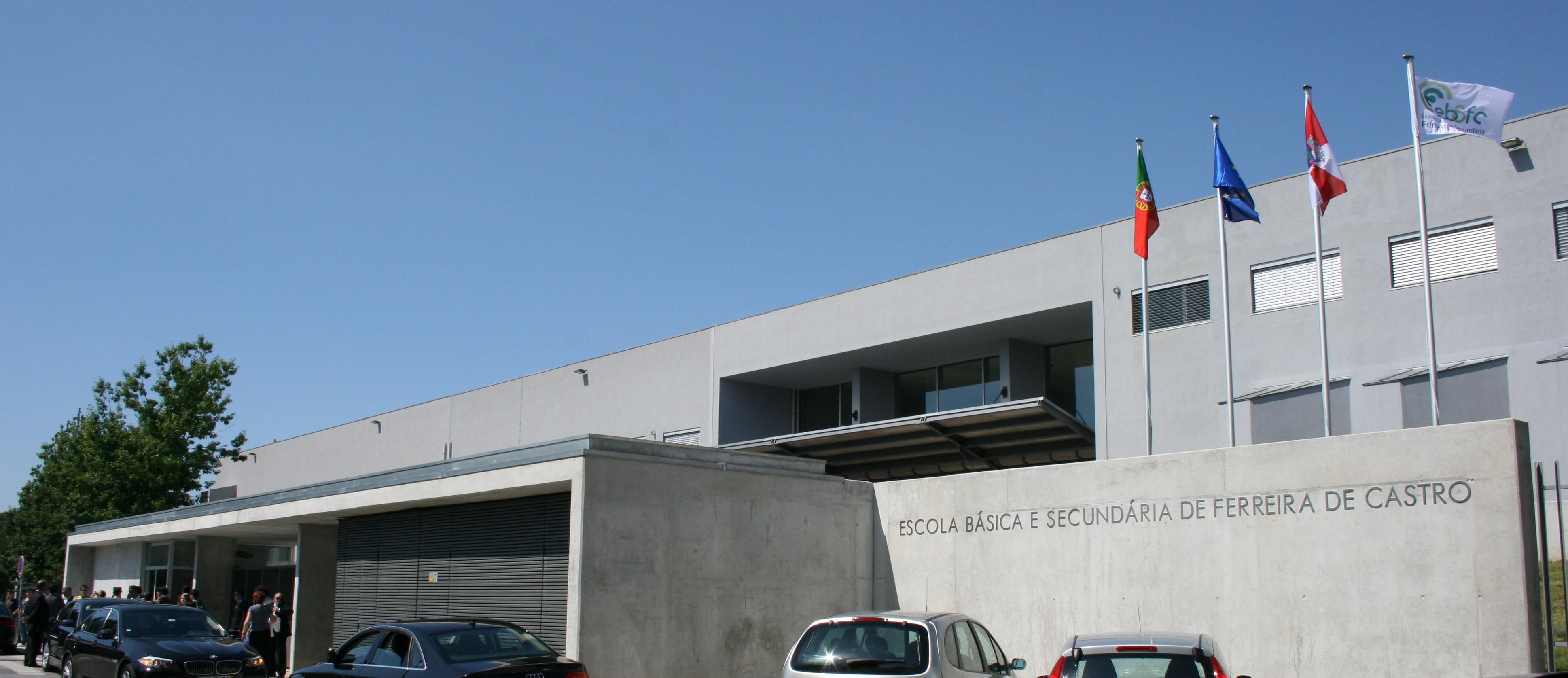 Escola básica e secundária Ferreira de Castro