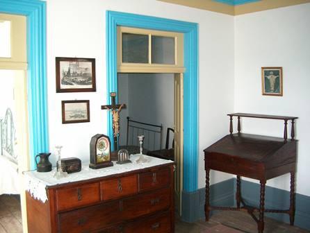 Interior da Casa - Museu Ferreira de Castro