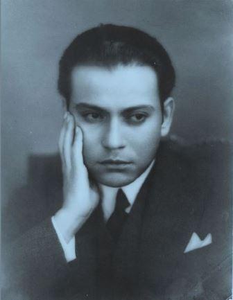Ferreira de Castro por San Payo (cerca de 1930)