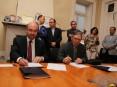 Assinatura do contrato-programa com a Fábrica da Igreja de Santa Marinha de Palmaz