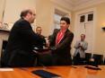 Assinatura do contrato-programa com a Confraria das Papas de S. Miguel
