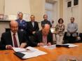 Assinatura do contrato-programa com a Associação de Solidariedade Social de Loureiro