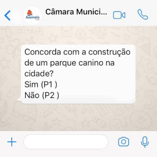 WhatsApp - Segunda Consulta